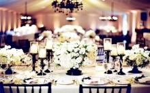 งานแต่งงานธีมขาวดำ Black & White Wedding Theme เรียบหรู ดูดี คลาสสิค!