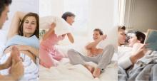 8 กิจกรรมกระชับความสัมพันธ์บนเตียงนอน